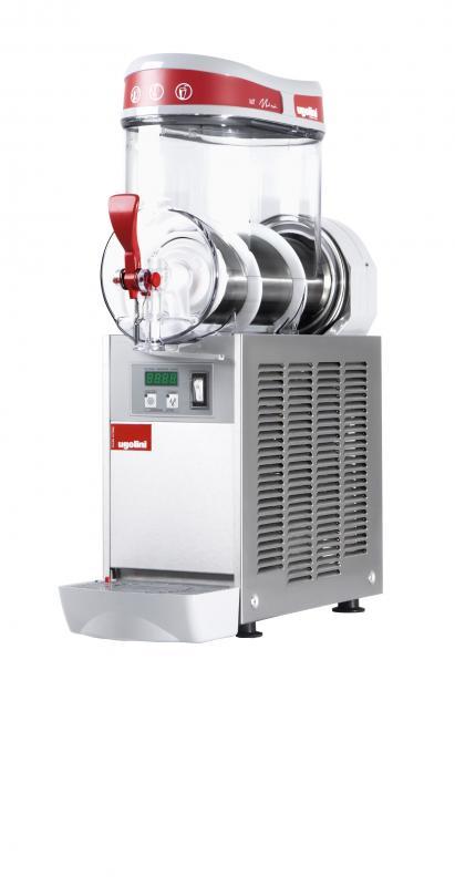 Ugolini Mini 2 2x6 Liters Stainless Steel Hermelin Handels