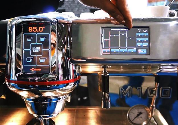 lacimbali m100 hd dt3 ts espressomaskin hermelin handels. Black Bedroom Furniture Sets. Home Design Ideas
