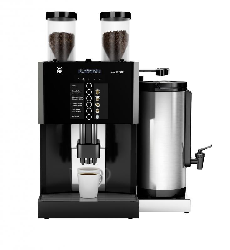 wmf 1200 f water connection 2 grinder brew arm right side hermelin handels. Black Bedroom Furniture Sets. Home Design Ideas